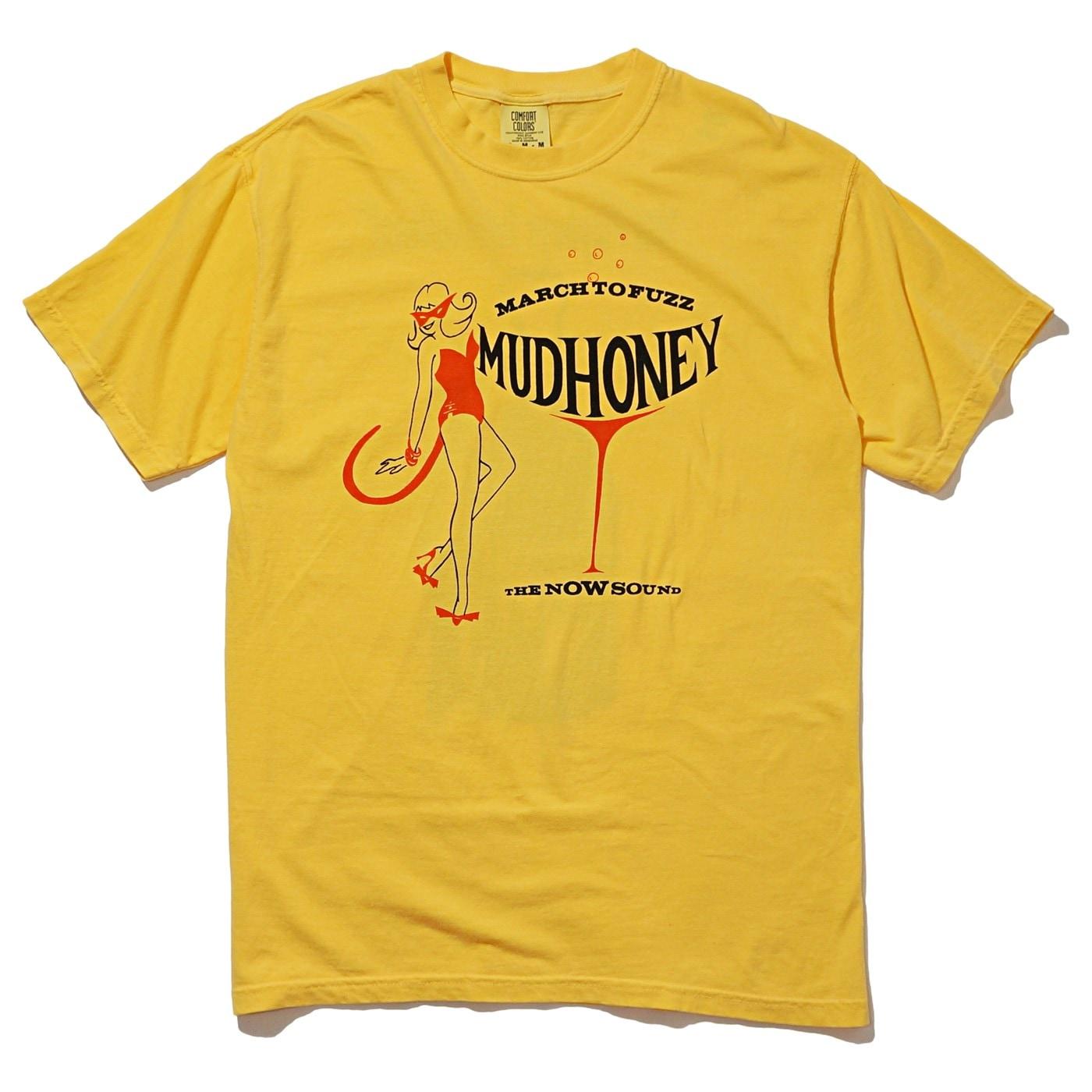 MUDHONEY Tシャツ オフィシャル Los Playboys-Citrus