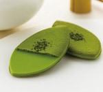抹茶と豆乳のラングドシャ:京茶の葉あわせ