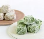 スペインのお祝い菓子を和風素材クッキー風:ポルボローネ