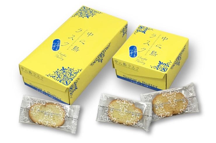 中之島ラスク シュガー&バター