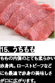 15. うわみすじ