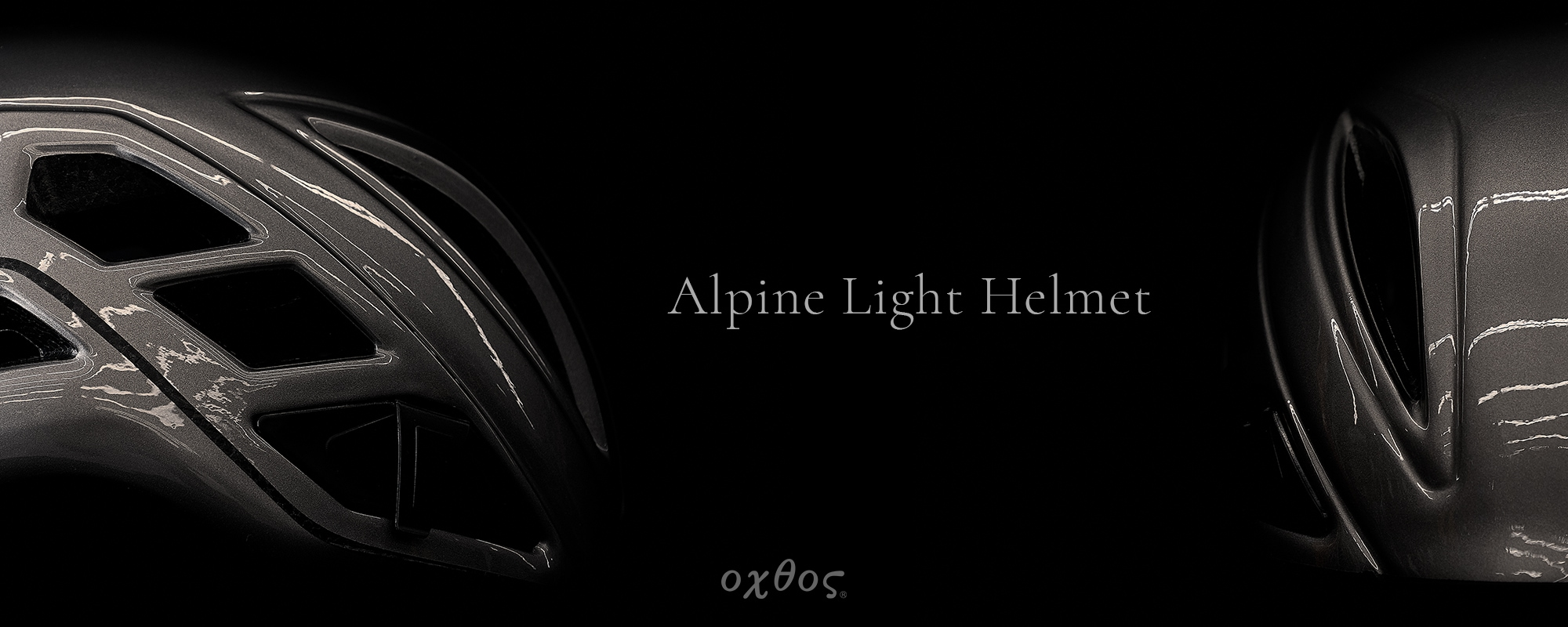 ALPINE LIGHT HELMET oxtos