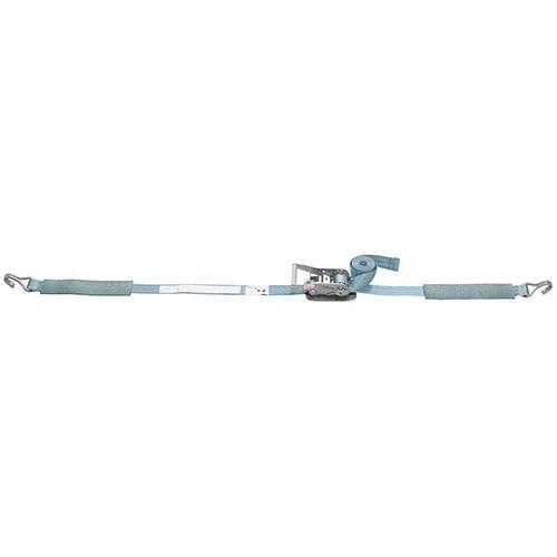 ベルト荷締機 Jフック(巾50mm 固定1m 巻取5m)
