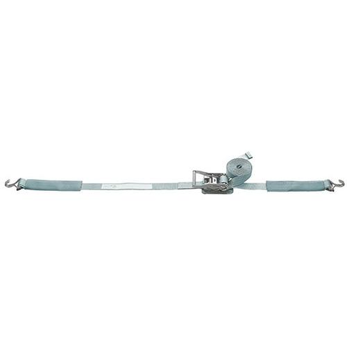 ベルト荷締機 Jフック/Eクリップ(巾50mm 固定1.5m 巻取5m)