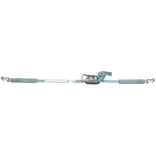 ベルト荷締機 Jフック(巾50mm 固定0.5m 巻取7m)