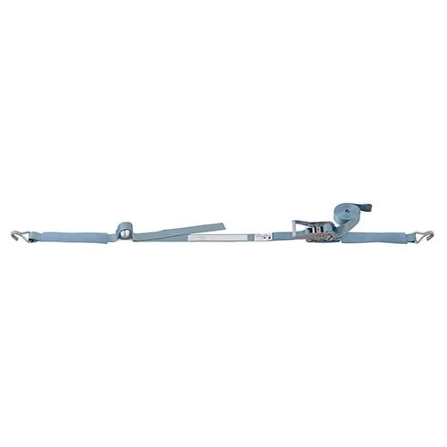 ベルト荷締機 Jフック(巾50mm 固定0.6〜2m 巻取5m)