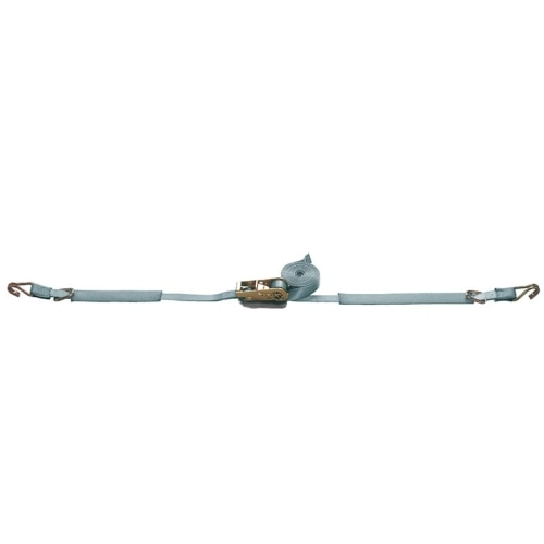 ベルト荷締機 JIS Jフック(小型 巾25mm 固定0.5m 巻取4.5m 簡易型) 旧品番 6470410000 RC25J