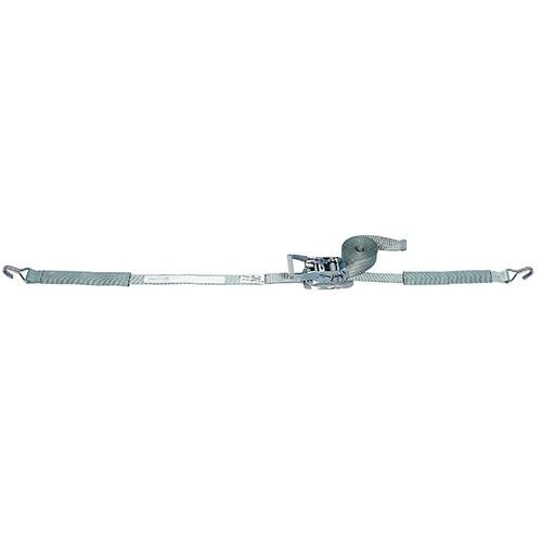 ベルト荷締機 JIS Jフック(巾50mm 固定1m 巻取5m クロムメッキ) 旧品番 6475200000 RFC50J