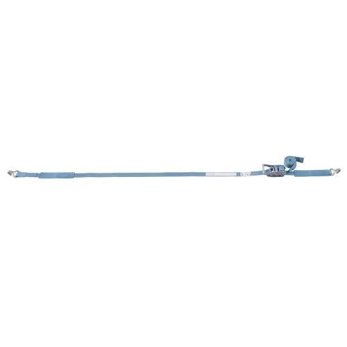 ベルト荷締機 JIS Jフック(巾50mm 固定3m 巻取5m スプリング付)