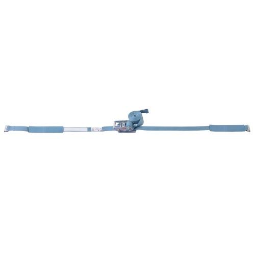 ベルト荷締機 JIS Eクリップ(巾50mm 固定1m 巻取7m)