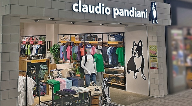 ららぽーと湘南平塚claudio pandiani shop