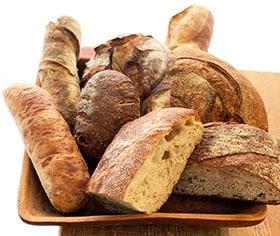 人気の8種類 ハードパン食べ比べ