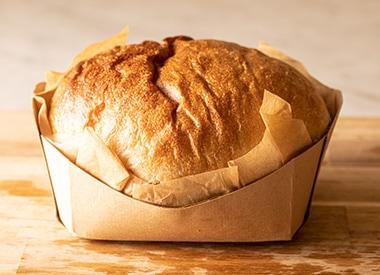オーガニック小麦の食パン