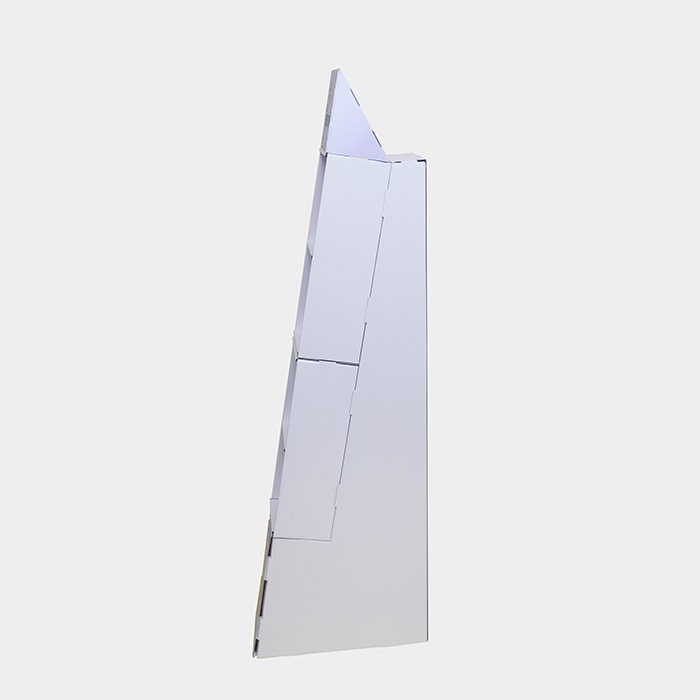 製作実例紹介 フロア什器 書店フェア用什器 サイド