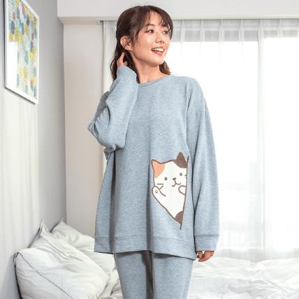 Fuku Fuku Nyanko のびにゃんパジャマ