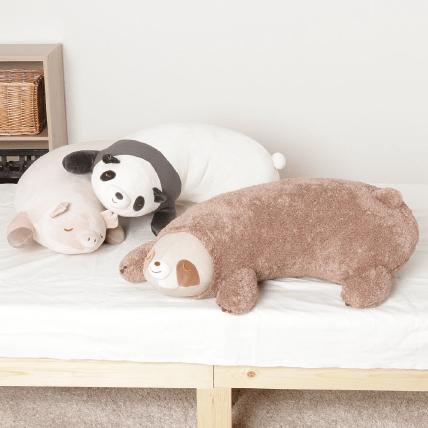 アニマル のんびり抱き枕