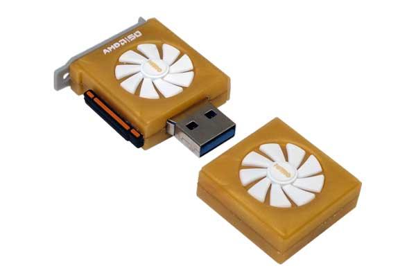 Sapphire限定USBメモリ