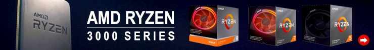 AMD Ryzen3000シリーズ 話題の新CPU発売