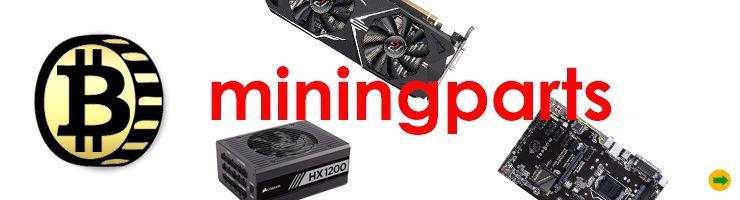 PC4U - ビットコイン bitcoin マイニング(mining) 仮想通貨パーツ