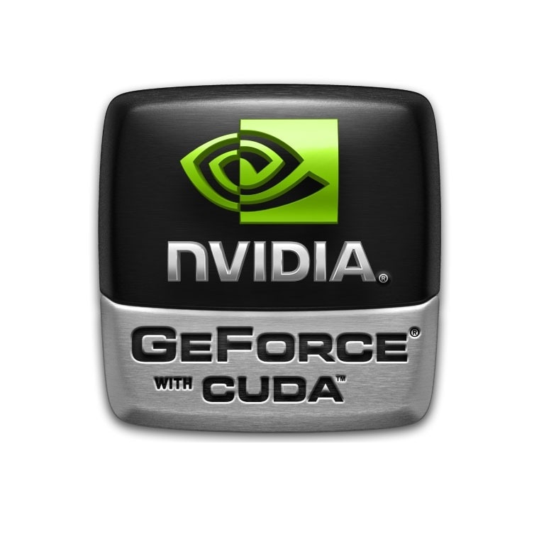 nvidia-geforce ロゴマーク
