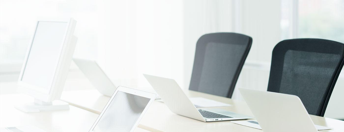 オフィスのITコーディネートからパソコン、ネットワークトラブルまで御社のIT周りを一括サポート