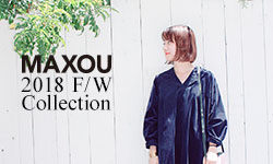 MAXOU 2018 f/W Collection