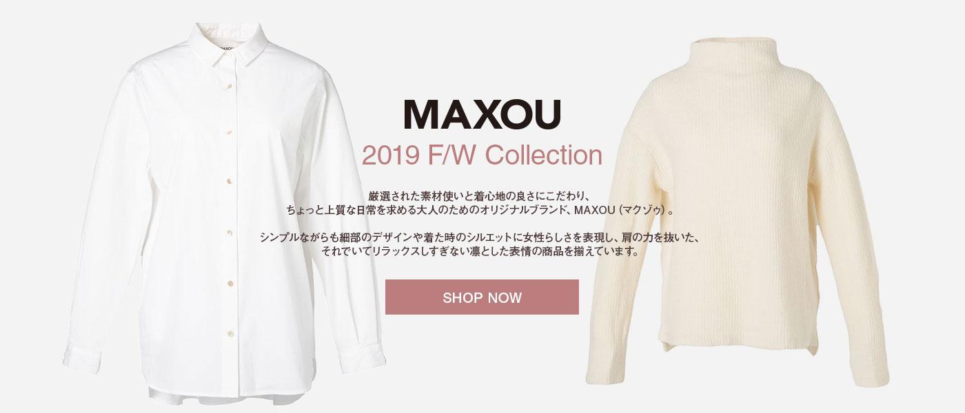 MAXOU 19FW