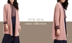 FUR BOA COLLECTION