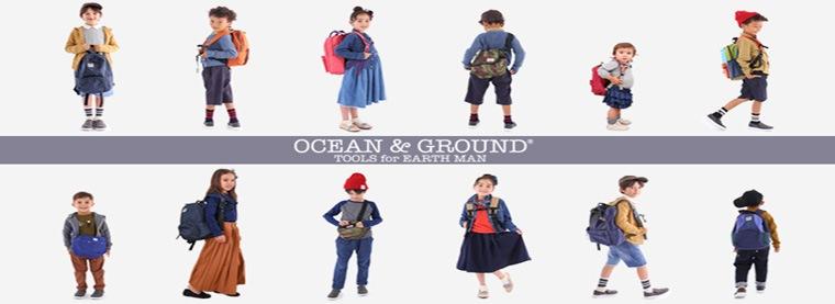 オーシャンアンドグラウンド,オーシャン,グラウンド,子供服