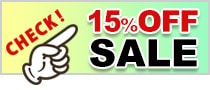 15%OFFSALE