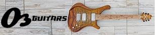 o3 Guitars