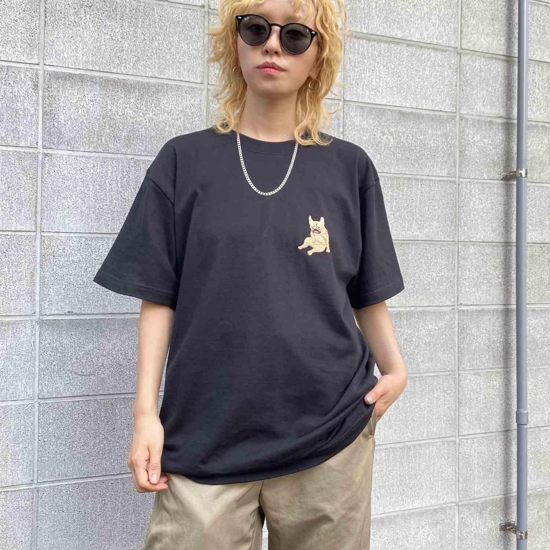 PEGION チンスリTシャツ