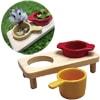 ハムズ キッチン ハムスター用食器&テーブル