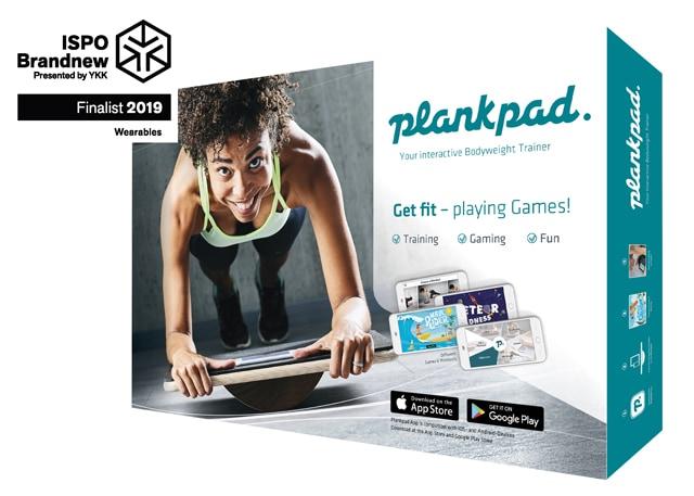 plankpad プランクパッド パッケージ画像