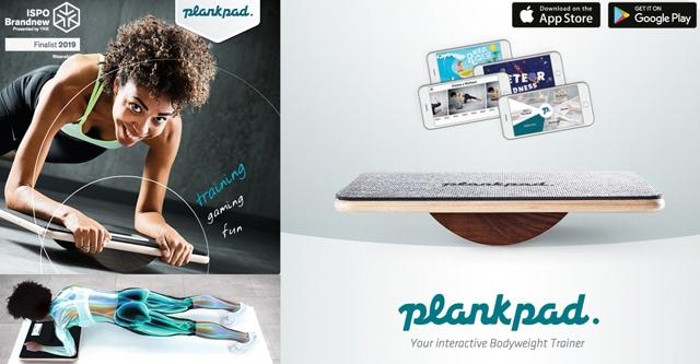 plankpad プランクパッド プランクトレーニング