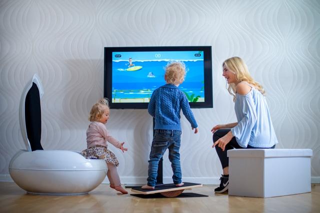 plankpad プランクパッド 子供や家族と一緒に家トレ