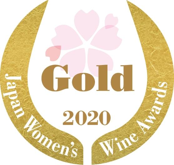 """SAKURA"" Japan Women's Wine Awards 2020 Gold"