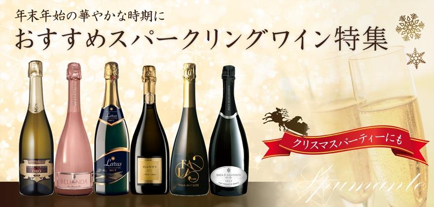 年末年始の華やかな時期に おすすめスパークリングワイン特集 クリスマスパーティーにも