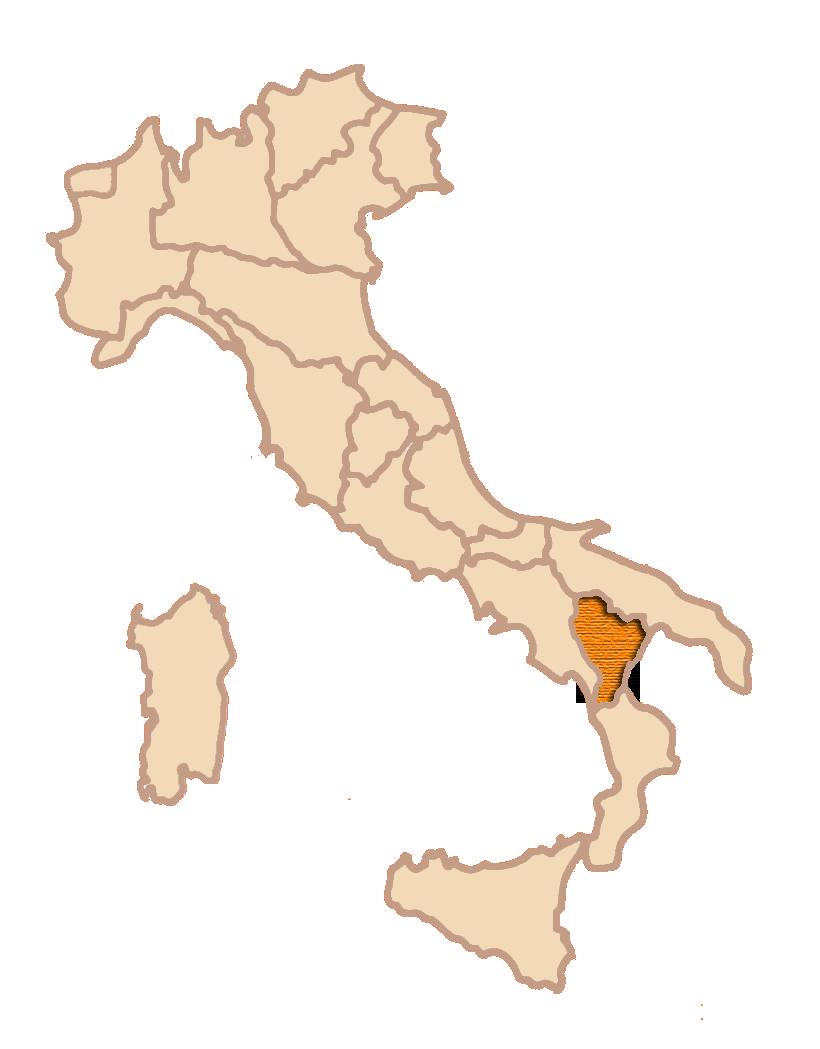 バジリカータ州