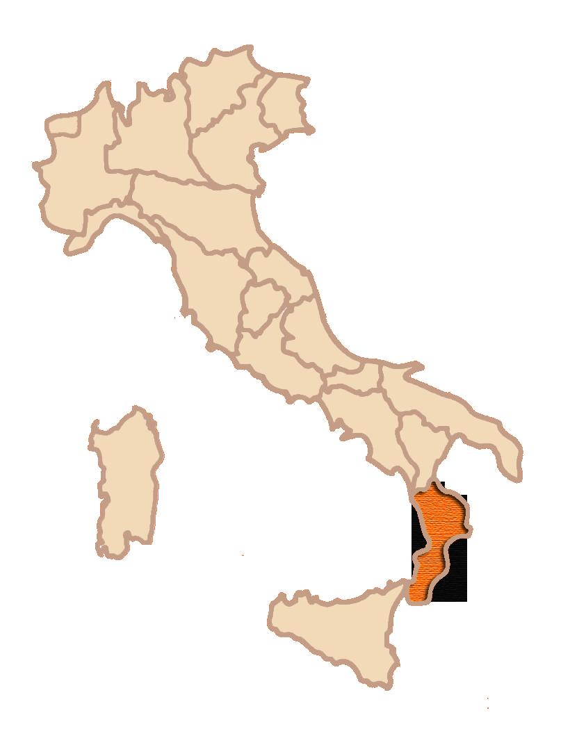 カラブリア州