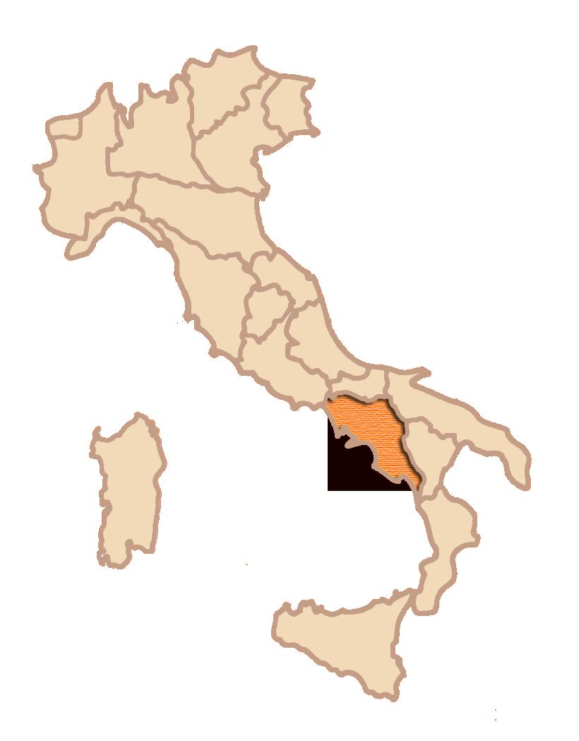 カンパーニア州