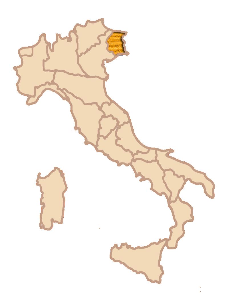 フリウリ=ヴェネツィア・ジューリア州