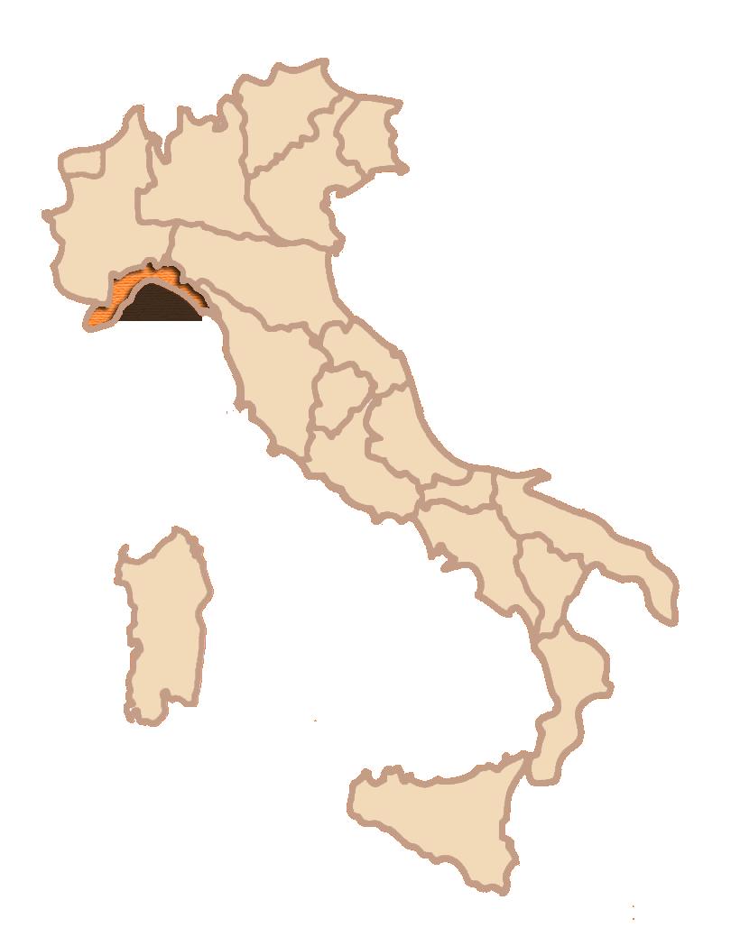 リグーリア州