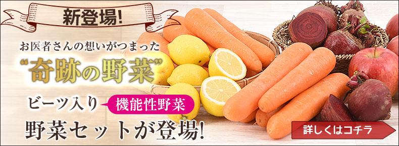 ビーツ入り野菜セットが新発売!