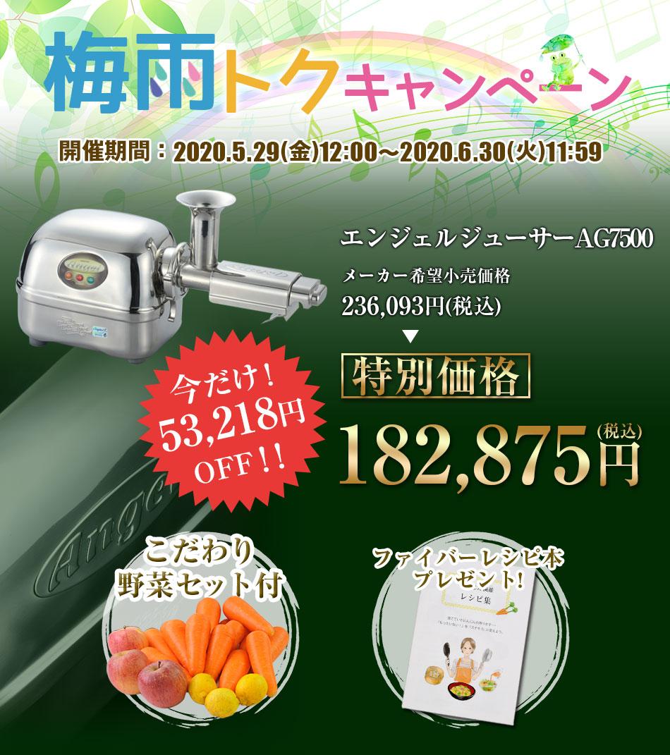 フェアのエンジェルジューサーAG7500