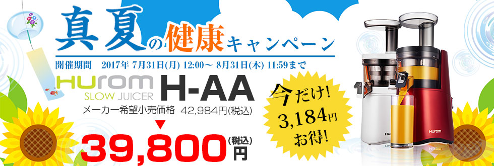 限定価格H-AA