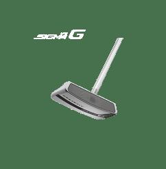 SIGMA G キンロックC(プラチナム)