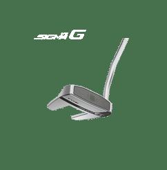 SIGMA G タイン(プラチナム)
