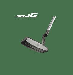 SIGMA G アンサー(ブラックニッケル)