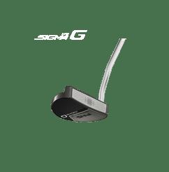 SIGMA G ダービー(ブラックニッケル)